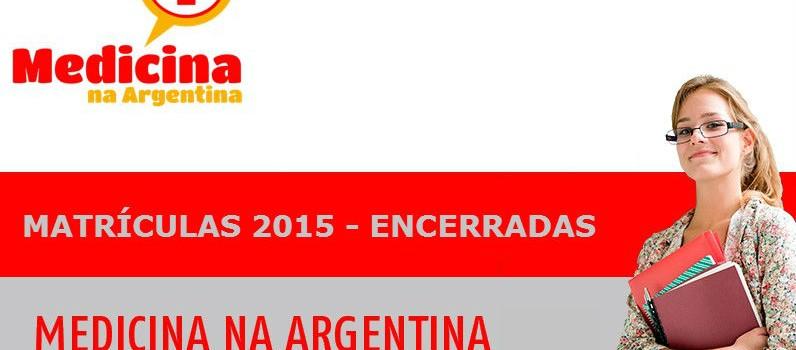 Medicina na Argentina 2015