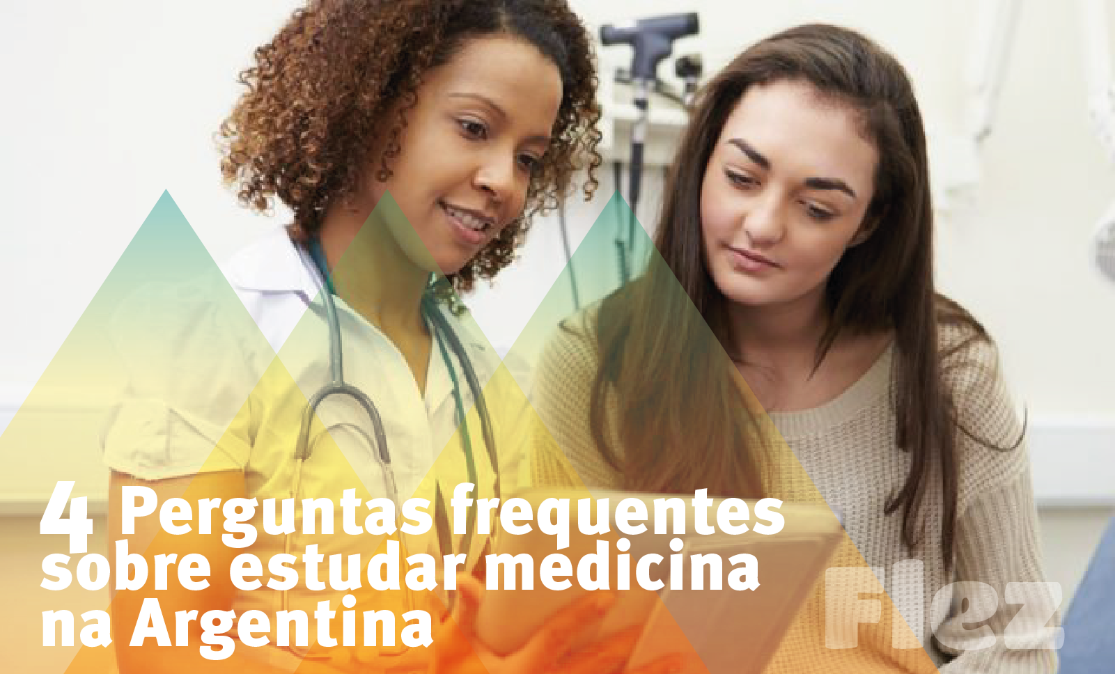 4 perguntas frequentes sobre estudar medicina na Argentina