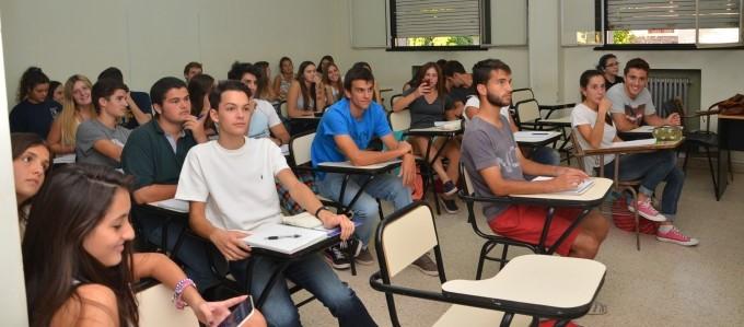 estudantes do UBAXXI