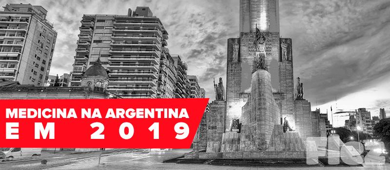 Medicina na Argentina 2019