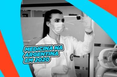 Medicina na Argentina em 2020